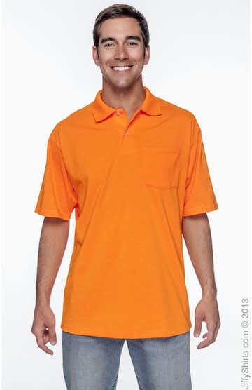 Jerzees 436P High Viz Safety Orange