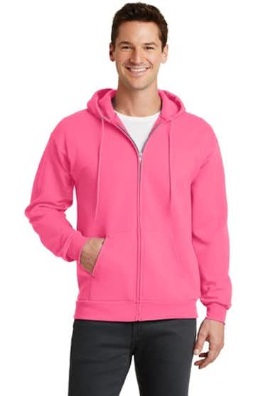 Port & Company PC78ZH Neon Pink