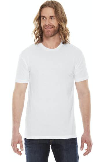 American Apparel BB401W White