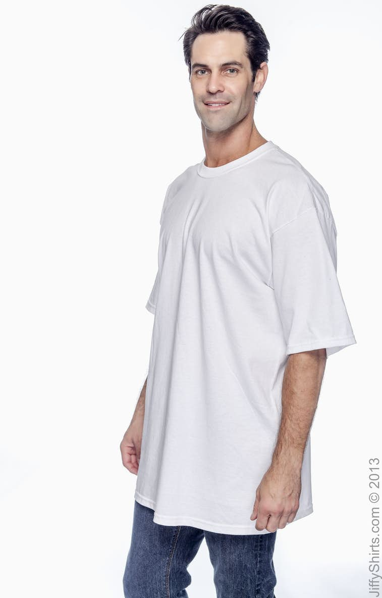 159df9145dd Gildan G200T Adult Ultra Cotton® Tall 6 oz. T-Shirt - JiffyShirts.com
