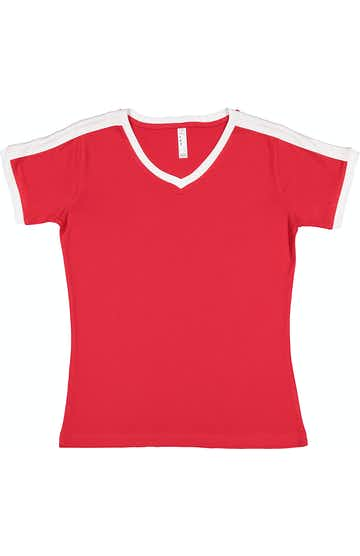 LAT 3532 Red/ White