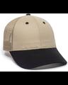 Outdoor Cap GL-270M Tan / Black