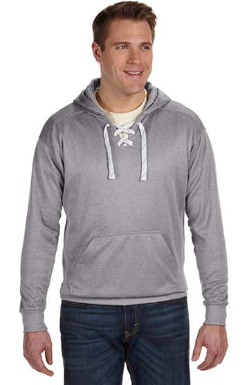 J America JA8833 Athletic Grey Heather