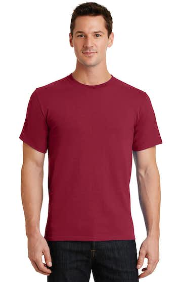 Port & Company PC61 Rich Red