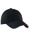 Port Authority C830 Classic Navy / Red / White