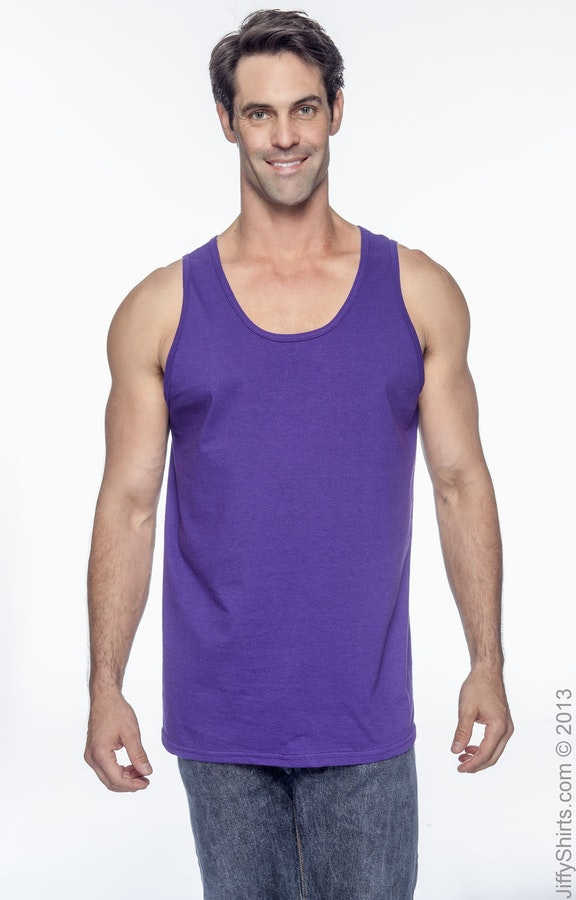 Gildan G220 Purple