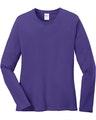 Port & Company LPC54LS Purple