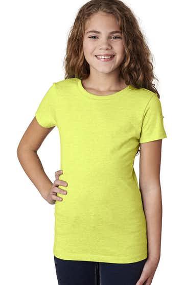 Next Level 3712 Neon Yellow