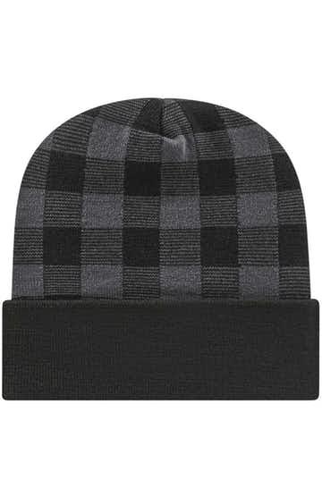 CAP AMERICA RKP12 Black / Dark Heather Gray