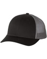 Richardson 115J1 Black/ Charcoal