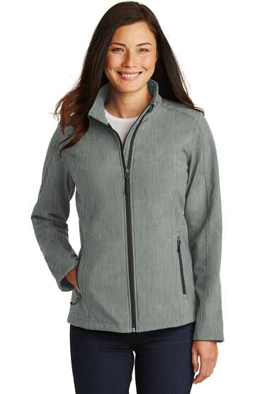 Port Authority L317 Pearl Gray Heather
