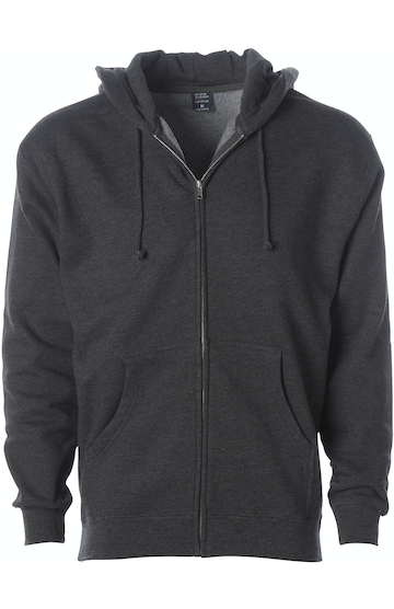 Independent Trading IND4000Z Charcoal Heather
