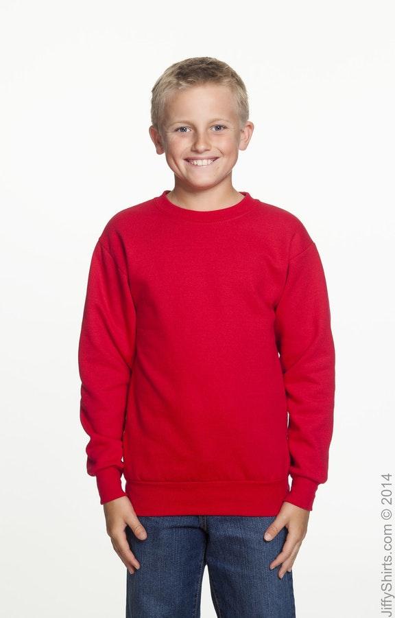 Hanes P360 Deep Red