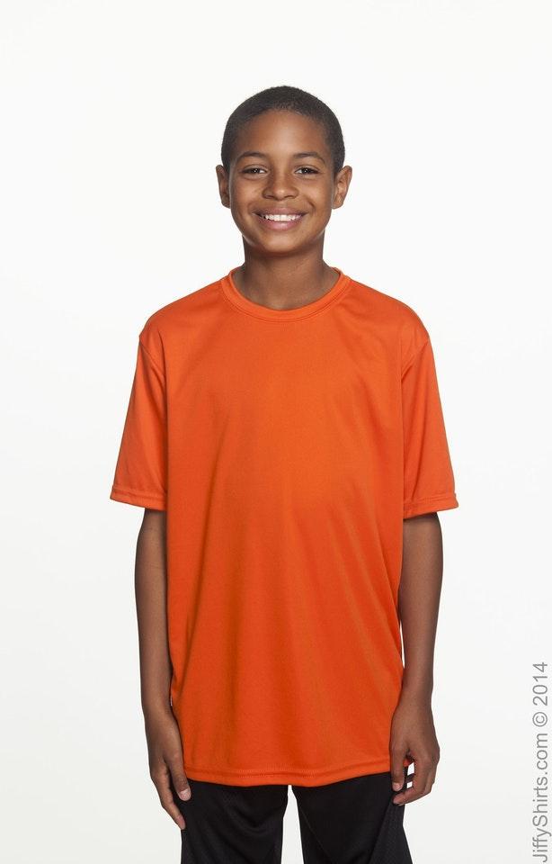 A4 NB3142 Athletic Orange