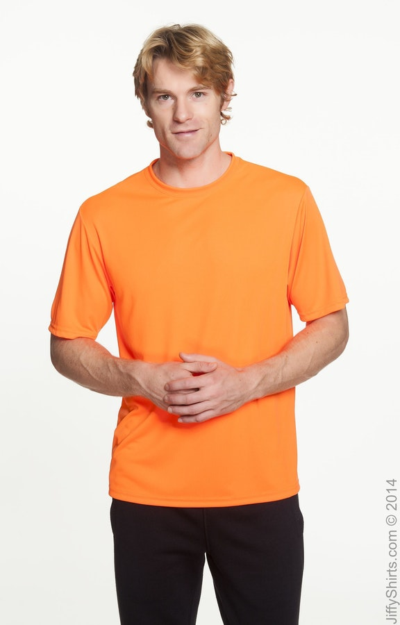 A4 N3142 High Viz Safety Orange