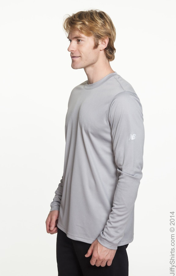 88dc7de5b898f New Balance N7119 Men's Ndurance® Athletic Long-Sleeve T-Shirt ...