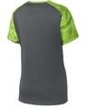 Sport-Tek LST371 Iron Gray / Limes
