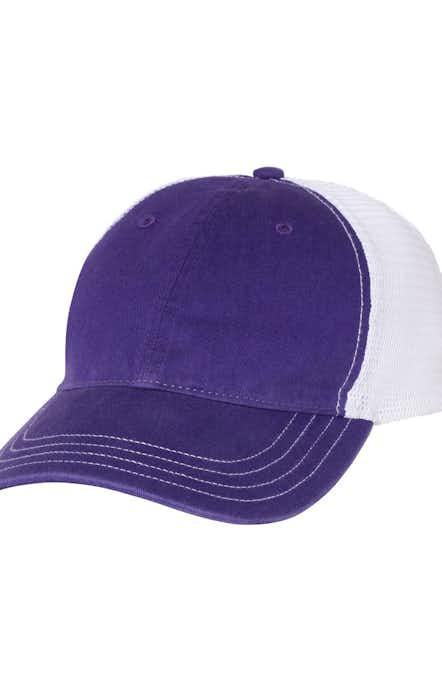 Richardson 111 Purple/ White