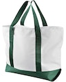 Liberty Bags 7006 White/Forest