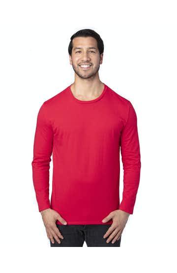 Threadfast Apparel 100LS Red