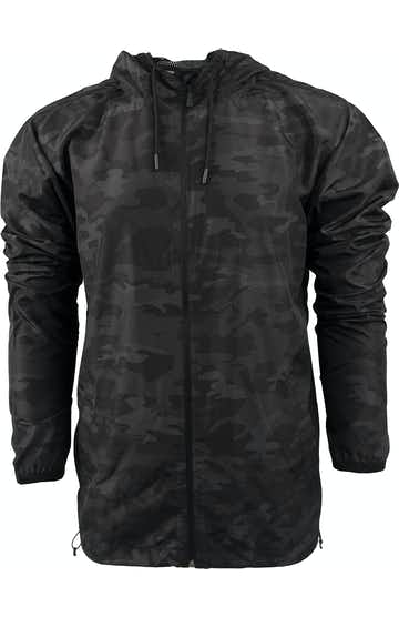 Burnside 9754 BLACK CAMO