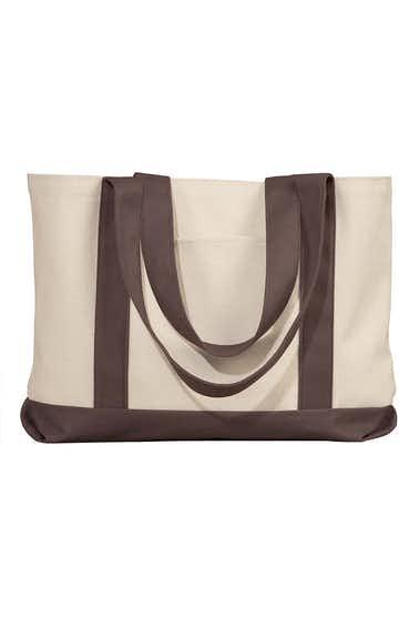 Liberty Bags 8869 Natural/Brown