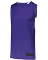 Augusta Sportswear 1731AG Purple / White