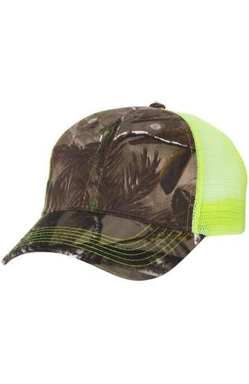 Kati LC5M Realtree Ap / Neon Yellow