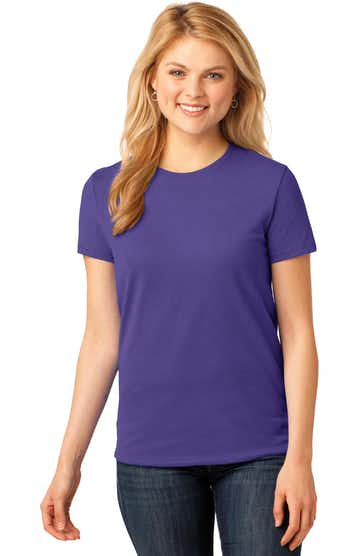 Port & Company LPC54 Purple