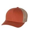 Richardson 110 Dark Orange/ Khaki