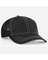 Pacific Headwear 0V67PH Black/Black