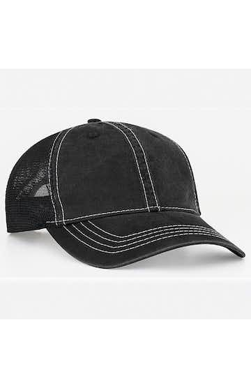 Pacific Headwear 0V67PH Black/Black