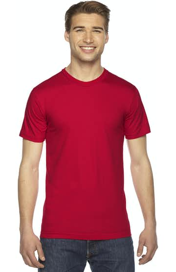 American Apparel 2001W Red