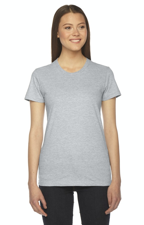 American Apparel 2102 Heather Grey