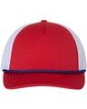 Richardson 213 Red / White / Royal