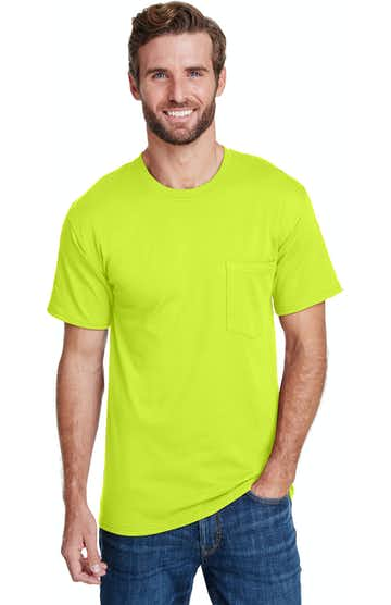 Hanes W110 Safety Green
