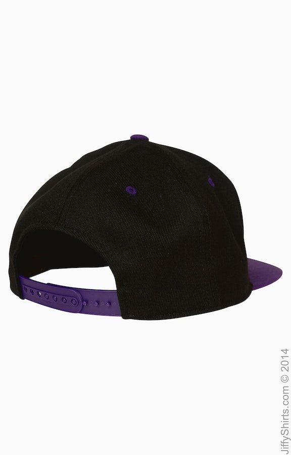 Flexfit 110FT Black/Purple