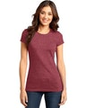 District DT6001 Heather Red