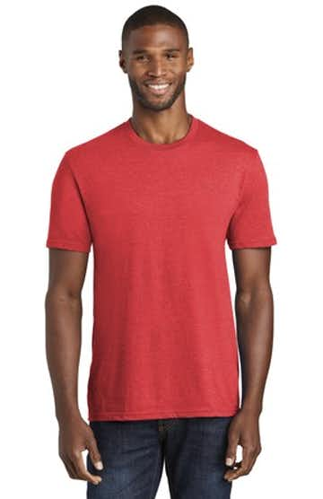 Port & Company PC455 Bright Red Heather