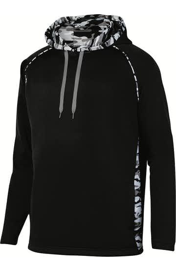 Augusta Sportswear 5538 Black/ Blk Mod