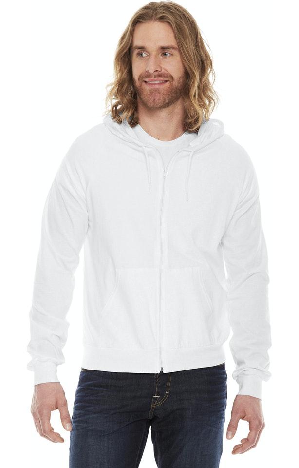 American Apparel SA2402W White