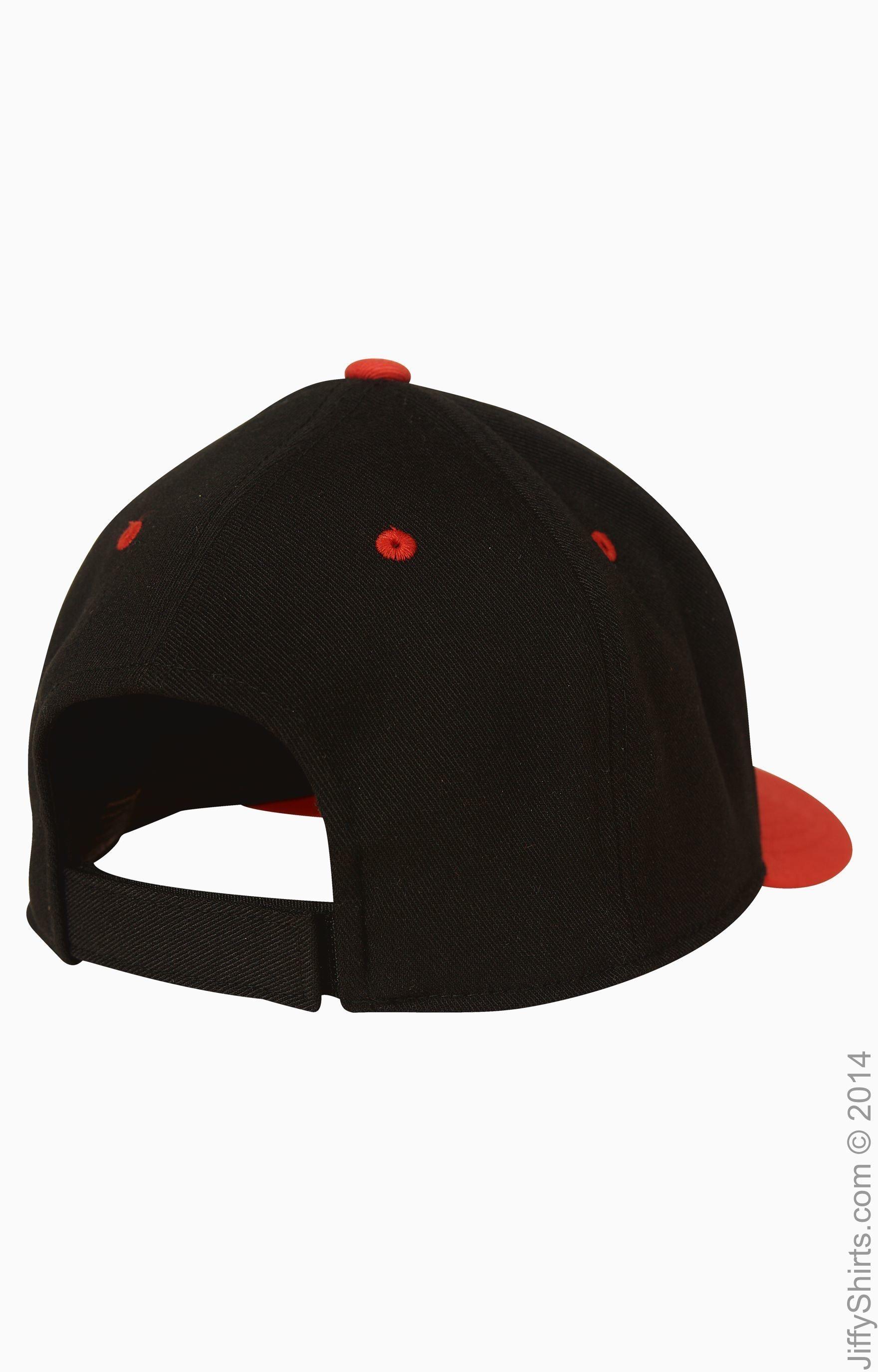 Flexfit 110CT Black/Red