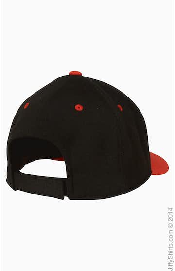 Flexfit 110CT Black / Red