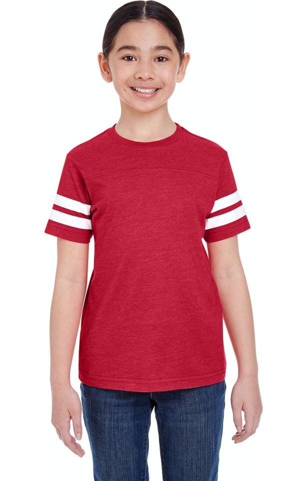 LAT 6137 Vintage Red/Blended White