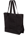 Liberty Bags 7006 Black/ Black