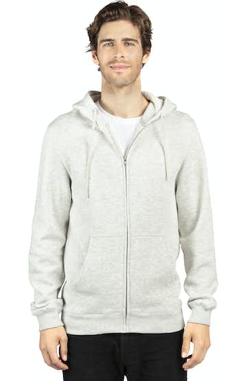Threadfast Apparel 320Z OATMEAL HEATHER