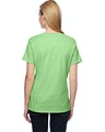 Hanes 42V0 Neon Lime Heather