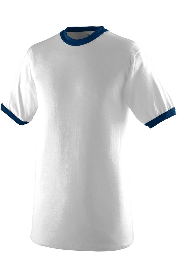 Augusta Sportswear 710 White/Navy