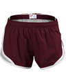 Soffe S081VP Maroon / Silver