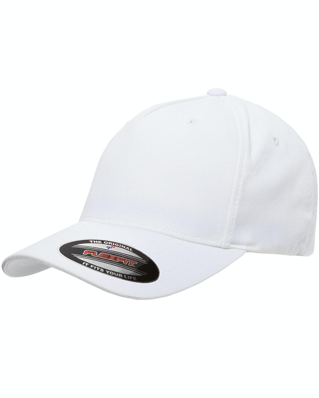 Flexfit 6560 White
